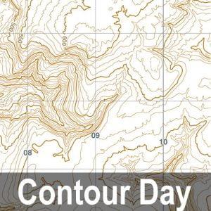 contour lines course